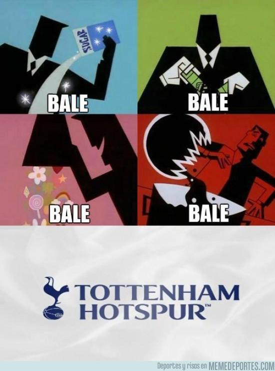 110736 - Tottenham y su fórmula