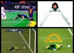 Enlace a Practica dibujo técnico con el Barça
