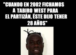Enlace a Tabiro West forever young