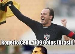 Enlace a Los porteros más goleadores de la historia
