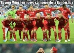 Enlace a Felicidades Bayern