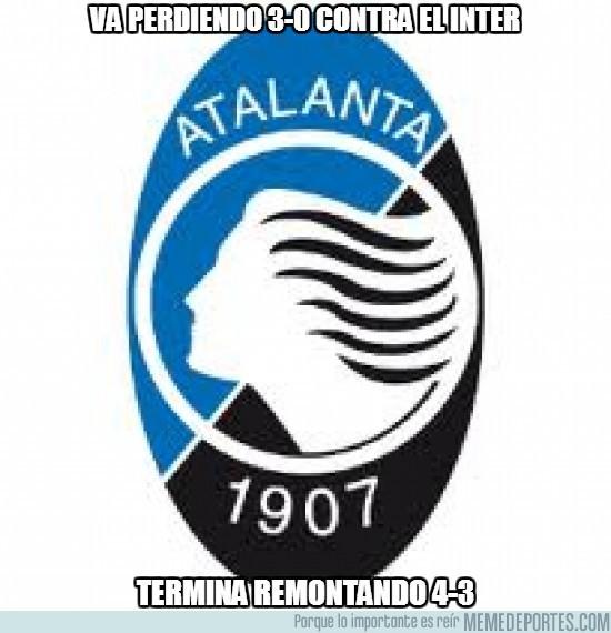 112340 - Va perdiendo 3-0 contra el Inter