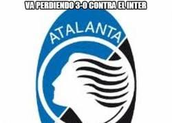 Enlace a Va perdiendo 3-0 contra el Inter