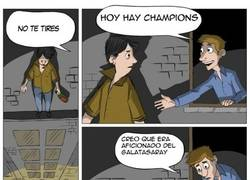Enlace a Hoy hay champions