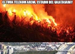 Enlace a Turk Telekom Arena