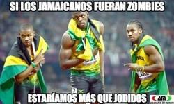 Enlace a Si los jamaicanos fueran zombies