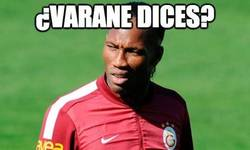 Enlace a ¿Varane dices?
