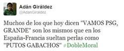Enlace a Doble moral por @adangiraldez