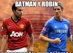 Enlace a Batman y Robin