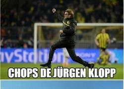 Enlace a Chops de Jürgen Klopp