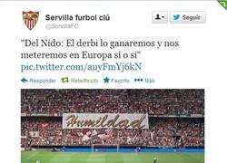 Enlace a Humildad, por @ServillaFC