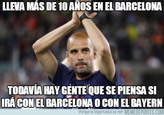 114973 - Lleva más de 10 años en el Barcelona