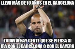 Enlace a Lleva más de 10 años en el Barcelona
