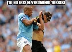 Enlace a ¡Tú no eres el verdadero Torres!