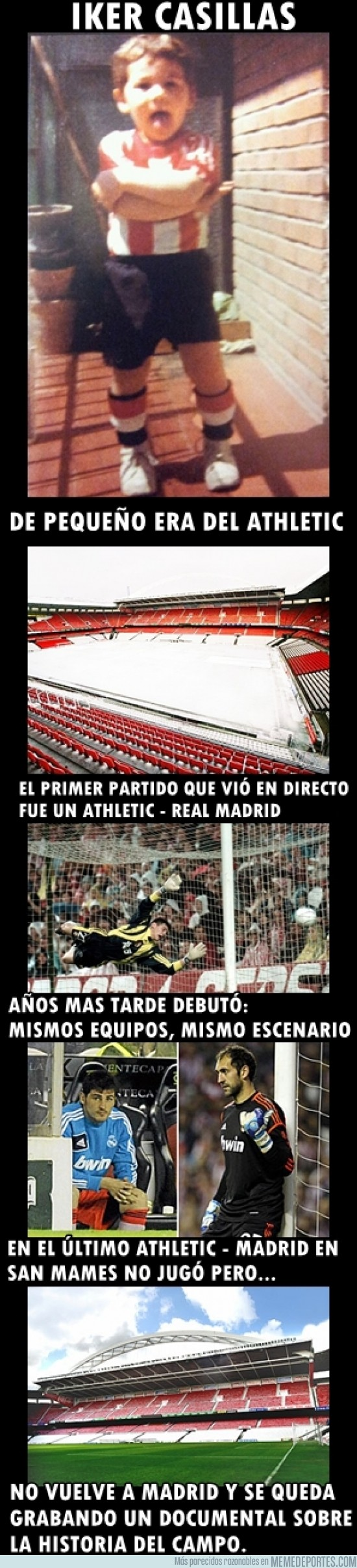 115913 - No hay duda de que Casillas es madridista, pero...