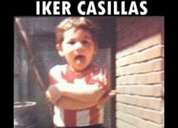 Enlace a No hay duda de que Casillas es madridista, pero...