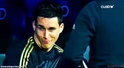 Enlace a GIF: Callejón, ¿crees que el Borussia nos va a ganar?