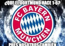 Enlace a ¿Que el Dortmund hace 1-6?