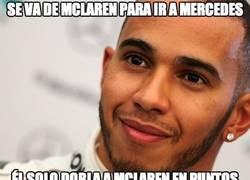 Enlace a Se va de McLaren para ir a Mercedes