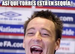 Enlace a Así que Torres está en sequía...