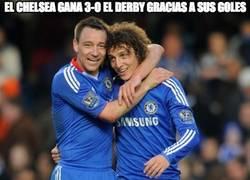 Enlace a El Chelsea gana 3-0 el derby gracias a sus goles