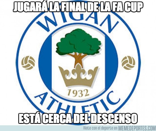 116802 - Jugará la final de la FA CUP