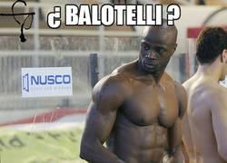 Enlace a ¿Balotelli?