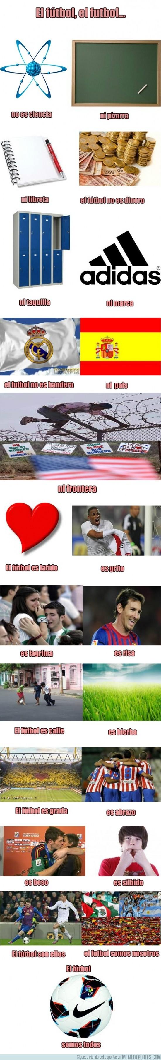 117018 - El fútbol...