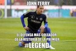 Enlace a John Terry Legend of Premier