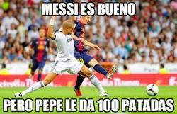 Enlace a Messi es bueno