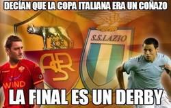 Enlace a Decían que la Copa italiana era un coñazo