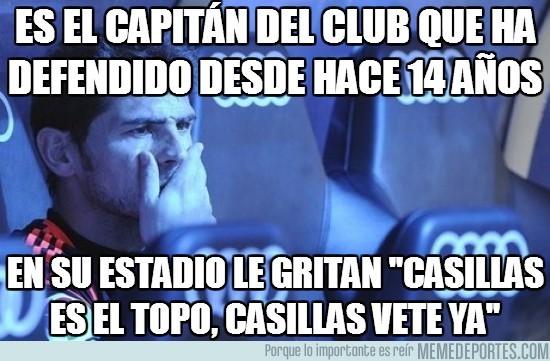 117768 - Es el capitán del club que ha defendido desde hace 14 años