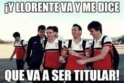 Enlace a Y Llorente va y me dice...