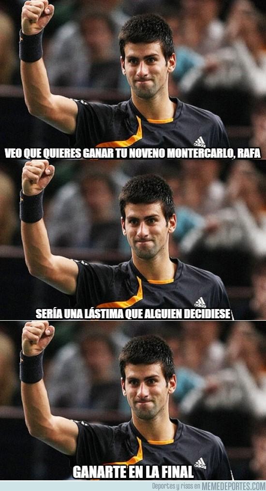 118163 - Novak Djokovic, la bestia negra de Nadal