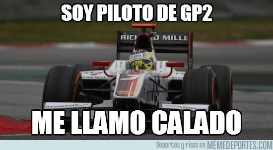 118368 - Soy piloto de GP2