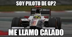 Enlace a Soy piloto de GP2