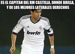 Enlace a Es el capitán del Castilla