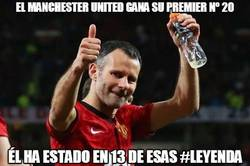 Enlace a El Manchester United gana su Premier nº 20
