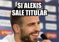 Enlace a Si Alexis sale titular...
