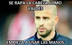 Enlace a Pique se cree Valdés