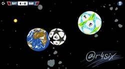 Enlace a El balón de Ramos tiene la compañía del de Bartra por @r4six