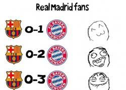 Enlace a Los fans del Real Madrid