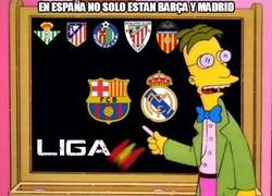 Enlace a En España no sólo están Barça y Madrid