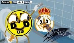 Enlace a Y hoy el baño es para el Real Madrid por @r4six