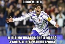 Enlace a Diego Milito