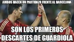Enlace a Ambos hacen un partidazo frente al Barça