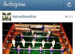 Enlace a @Llourinho trolleando a Casillas