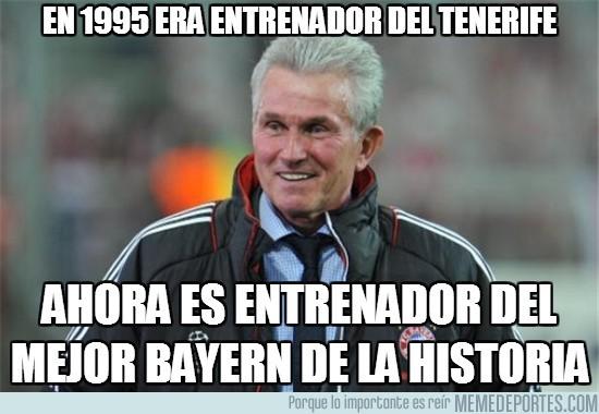 122761 - En 1995 era entrenador del Tenerife