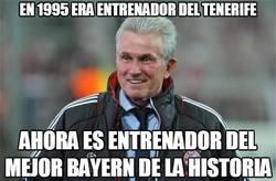 Enlace a En 1995 era entrenador del Tenerife