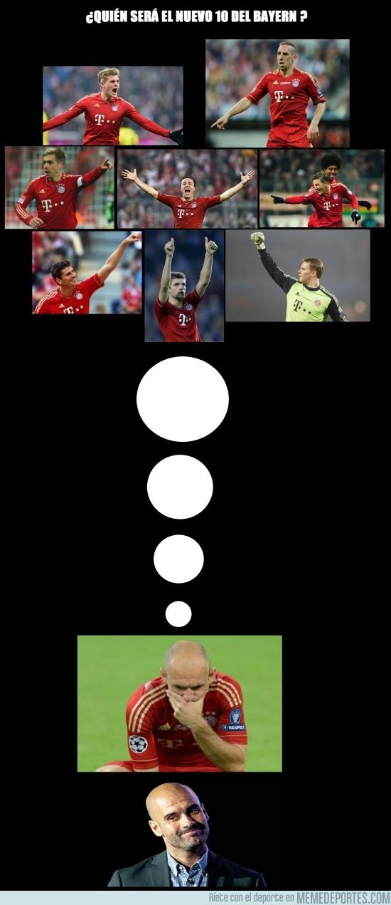 122826 - El nuevo 10 del Bayern Múnich